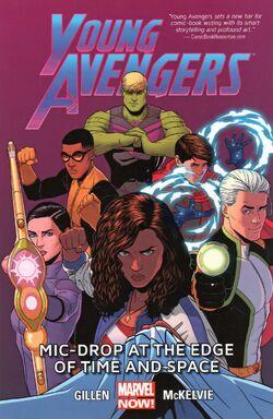 Young Avengers TPB Vol 2 3