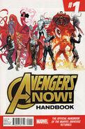 Avengers Now Vol 1 1
