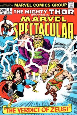 Marvel Spectacular Vol 1 2