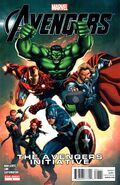 Marvels The Avengers-The Avengers Initiative Vol 1 1