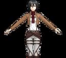 Mikasa Ackerman (Kakomiki)