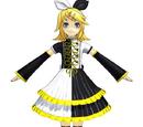 Rin Kagamine Gothic Lolita (Isao)
