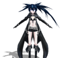 Black Rock Shooter TV ver (Digitrevx)