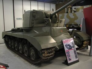 Valiant A38 1 Bovington