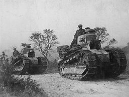 US Renault FT-17