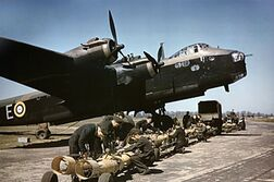 Short Stirling bomber N6101