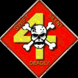 4thReconBattalioninsignia