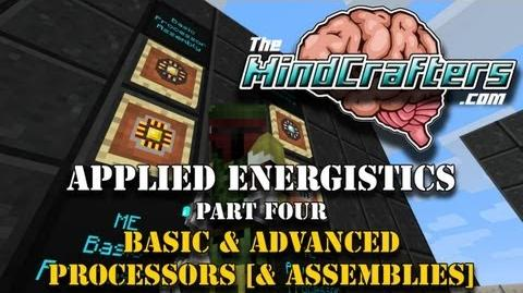Tekkit Lite - Tutorial - Applied Energistics - Part 4 - Basic & Advanced Processors and Assemblies