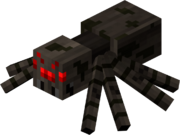 Spider minecraft