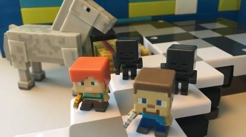 Minecraft Dance Video