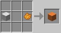 Crafting-orange-wool