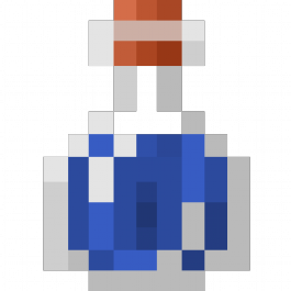 Image result for water bottles minecraft
