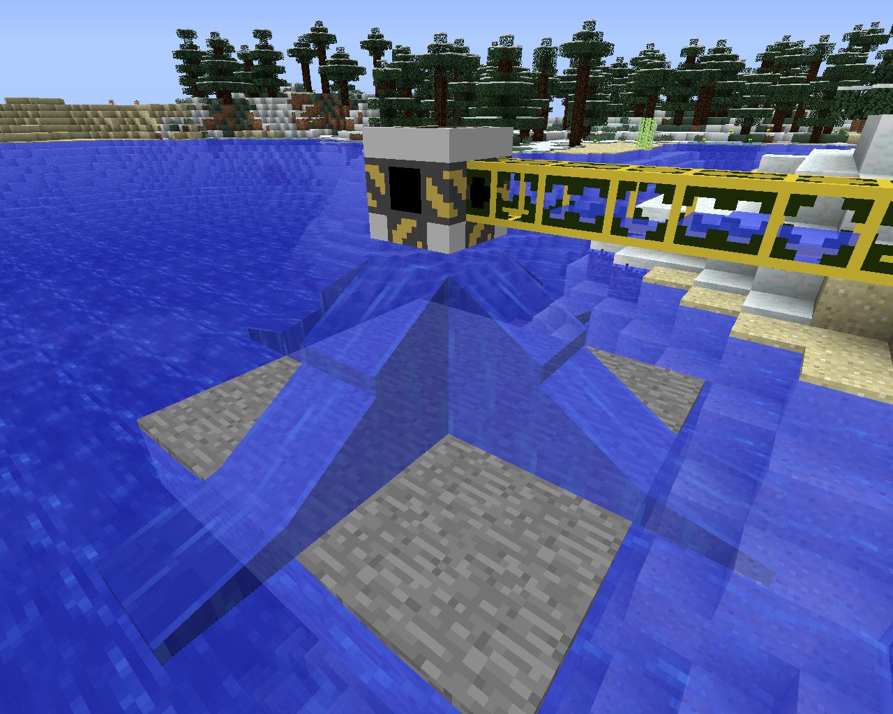 Flood Gate Minecraft Buildcraft Wiki Fandom Powered By