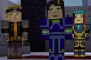 Lukas, Jesse and Petra image