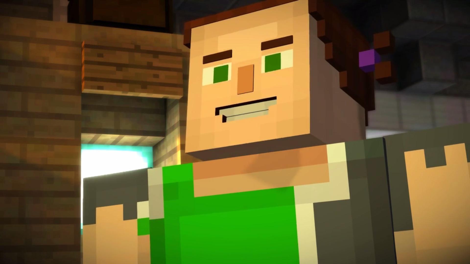Emily Minecraft Story Mode Wiki Fandom Powered By Wikia