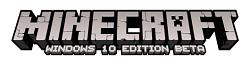 Minecraft Windows 10 Edition Wikia