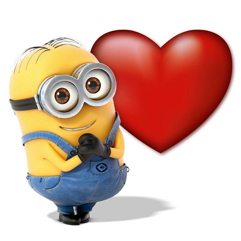 Minions Mit Herz