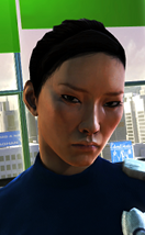Mirror's Edge - Kate Connors headshot