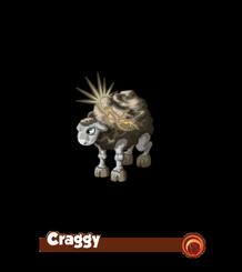 Craggy