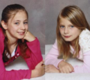 13-year-old Savannah Sloan and 15-year-old Misty Sloan.