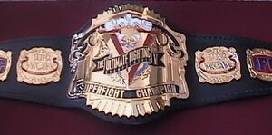 UFC 5 Superfight belt