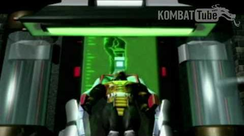 MK4 Gold Ending CYRAX
