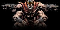 King Gorbak/Current Timeline