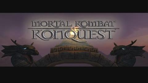 Mortal Kombat Armageddon - Konquest Walkthrough Pt 1 11 - Botan Jungle