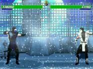 Takiro vs Cyro