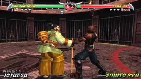Mortal Kombat Deception Bo' Rai Cho's Fatality 2
