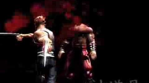 Mortal Kombat Shaolin Monks Baraka