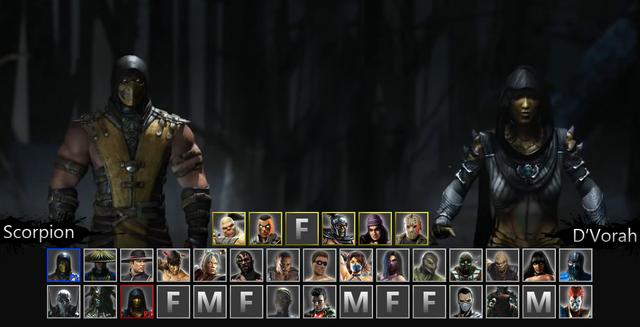File:Mortal Kombat X - Fan Select.png