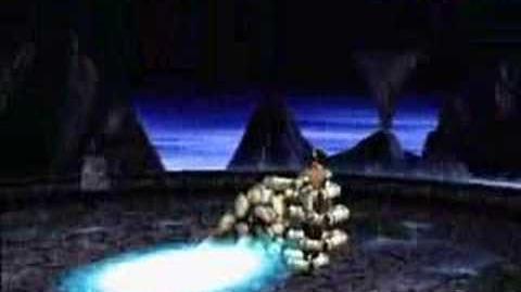 Mortal Kombat Armageddon Shinnok's Kombat Card