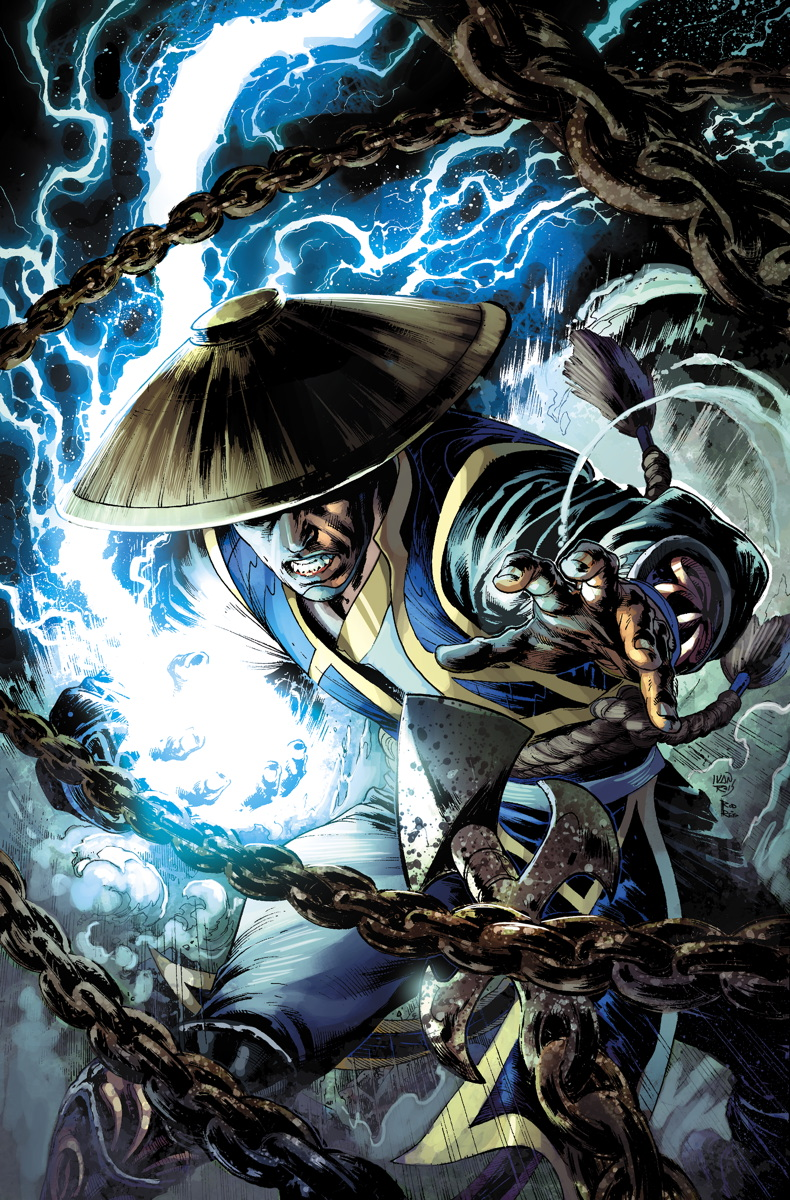 Mortal Kombat Online: Mortal Kombat X Issue 2/Gallery