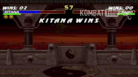 MK III Kitana Animality