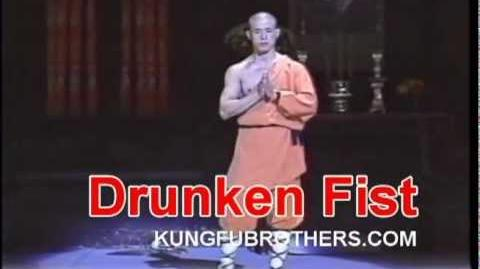 Shaolin Drunken Fist - Performed by Shi Xing Hong