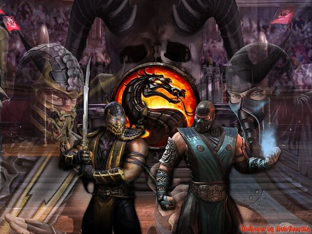 File:Mortal Kombat Sub-Zero VS Scorpion 6.jpg