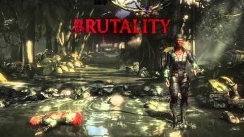 Sonya Brutality 1 - Thigh Master