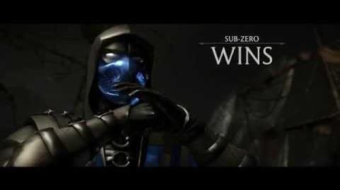 Mortal Kombat X Kombat Klass - Blue Steel Sub-Zero