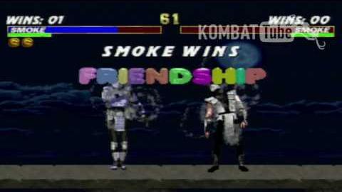 MK III Smoke Bot Friendship