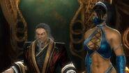 MK9 Kitana Shang Tsung