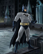Batman render