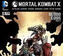 Mortal Kombat X Issue 6