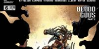Mortal Kombat X Issue 6