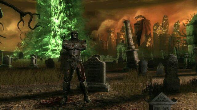 File:Noob at graveyard 2 better pic.jpg