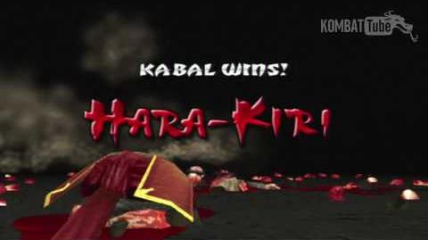MK-D Hara-Kiri- BO RAI CHO
