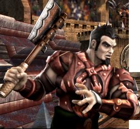 Jarek/Original Timeline | Mortal Kombat Wiki | Fandom