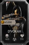 D'Vorah 1