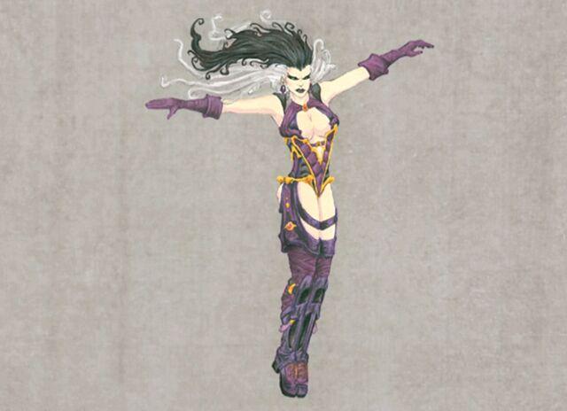 File:Mortal Kombat Deception Sindel Concept.jpg
