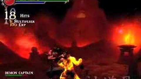 Mortal Kombat Shaolin Monks Liu Kang's Brutality